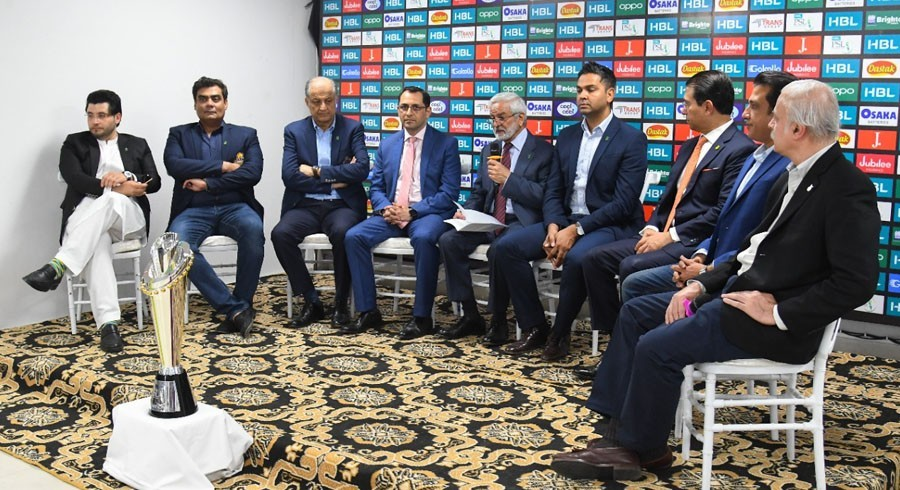 pcb franchises to finalise psl 6 schedule on wednesday