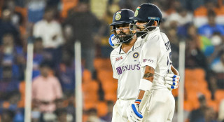 advantage india after england 112 all out in pink ball test