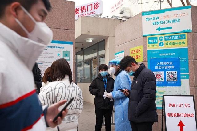 China locks down Hebei region for coronavirus outbreak