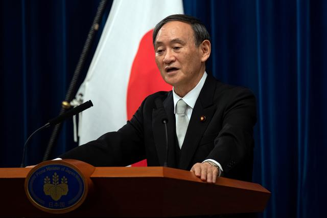 Japan's Suga defends boost for domestic tourism amid virus third wave