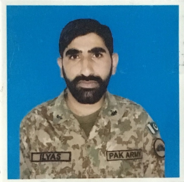 on afghan border sepoy martyred