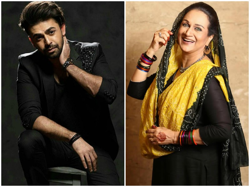 farhan saeed pays tribute to bushra ansari