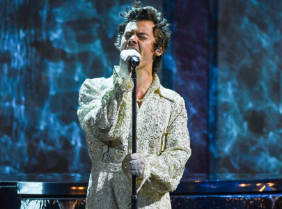 harry styles crowned style icon of 2020 dethroning kendall jenner meghan markle among others