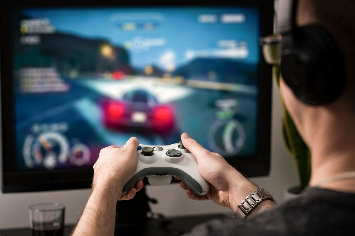 sports is where the numbers are and fans denied real games are turning to live streaming watching people play games and taking part in those video games themselves photo afp