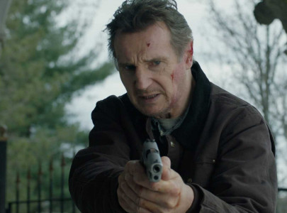 liam neeson s honest thief tops quiet us box office