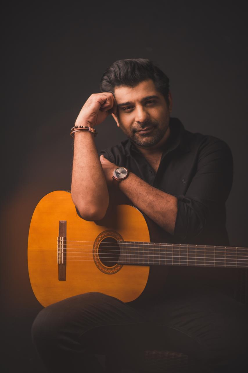 Composer, singer Shuja Haider. PHOTO: SUPPLIED
