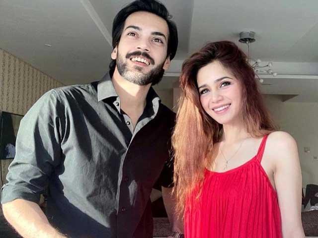 aima baig confirms relationship with shahbaz shigri