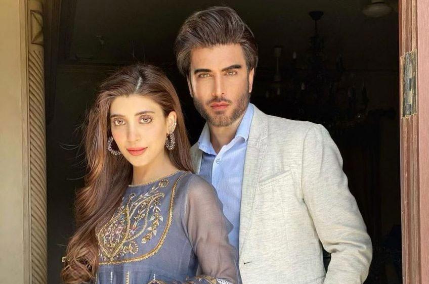 Imran Abbas Wife