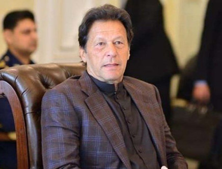 prime minister imran khan photo pid file