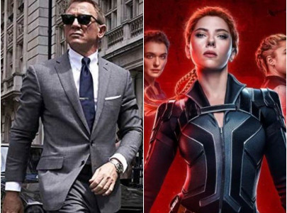 theatres look to bond and black widow to spark 2021 filmgoing