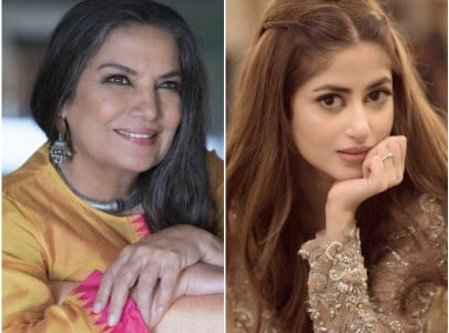 shabana azmi joins sajal aly in jemima goldsmith s upcoming film