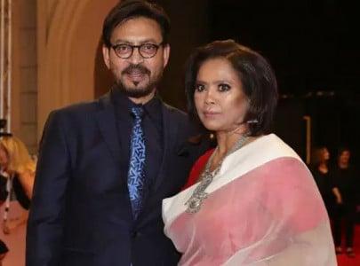 irrfan khan s wife slams the messiah of outsiders
