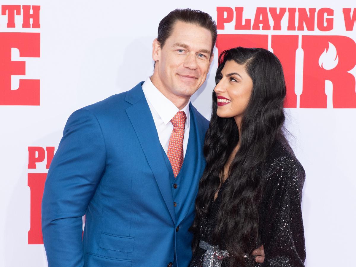 John Cena gets married to Shay Shariatzadeh in secret Florida wedding