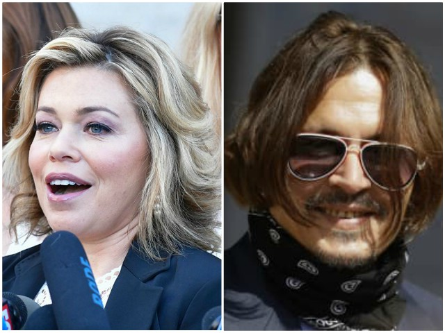 metoo campaigner says she was misquoted to defame johnny depp