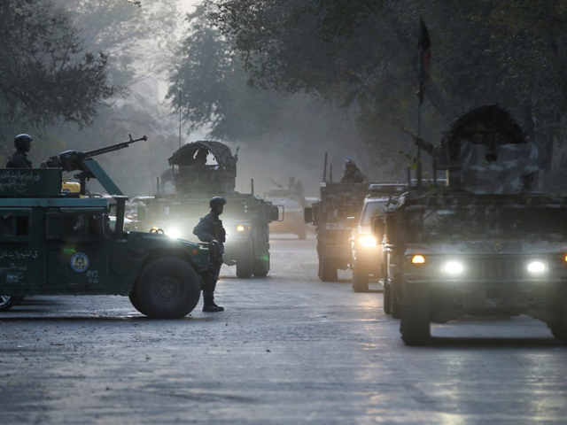 at least 7 afghan soldiers killed in taliban attack on army outpost