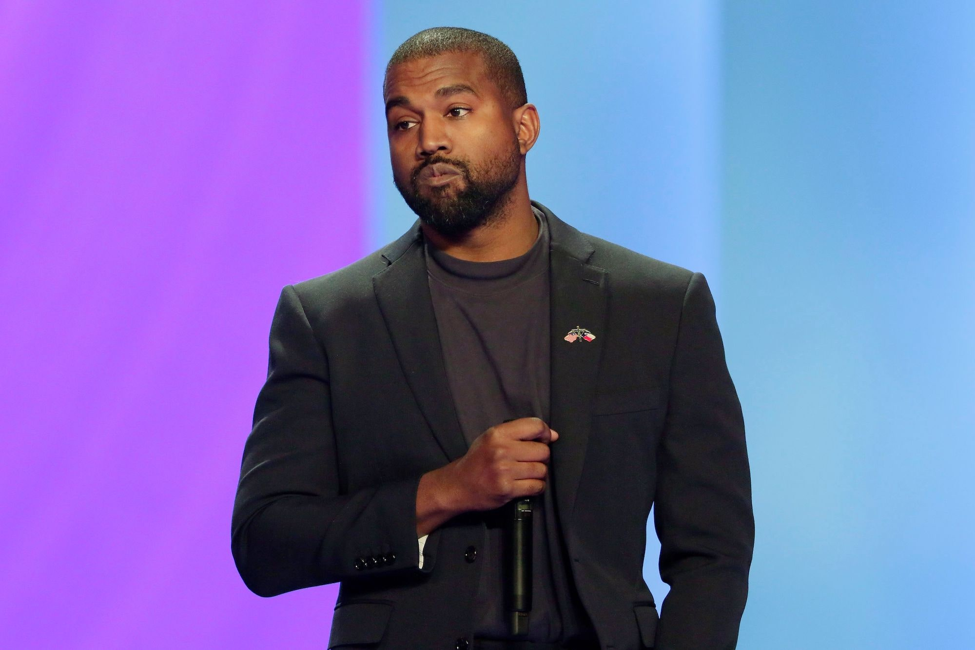 my calling is to be the leader of the free world kanye west