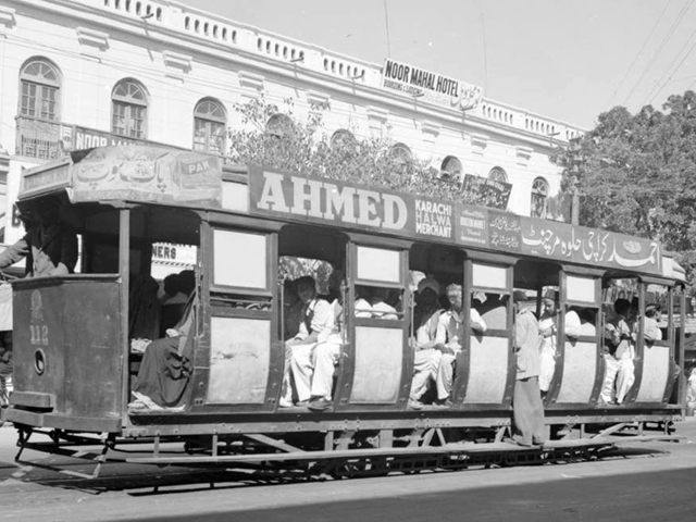 turkey offers help in bringing iconic tram service back to karachi