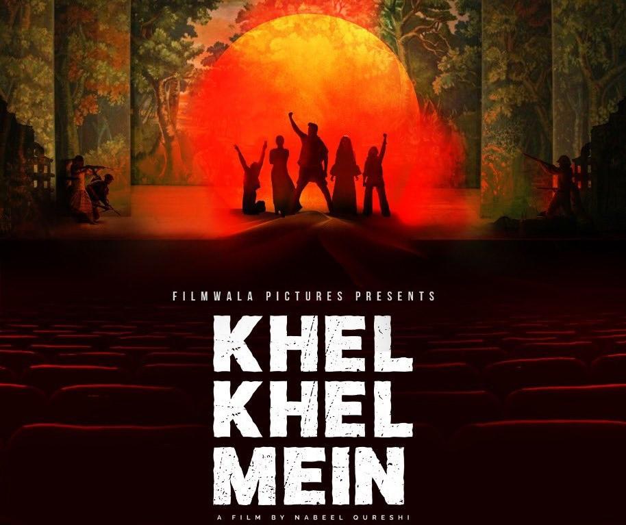 Filmmakers tease historical drama 'Khel Khel Mein' with motion poster