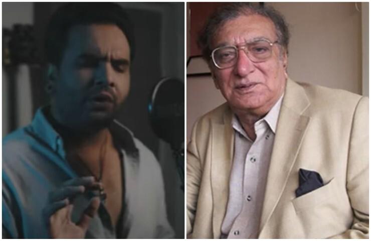 khurram iqbal s dark take on faraz ghazal is both fresh and impressive
