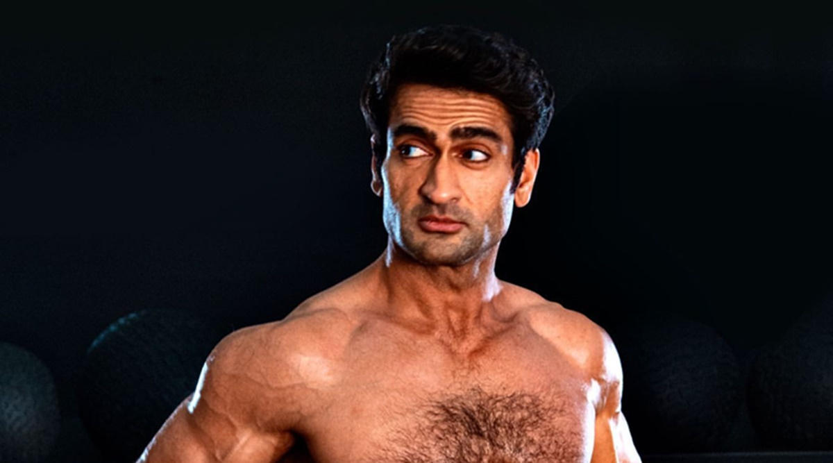 Pakistani-American actor Kumail Nanjiani. PHOTO: INSTAGRAM/KUMAILN