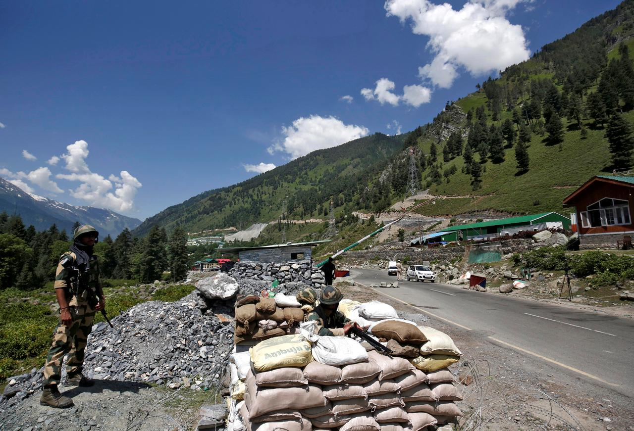 Indian troops crossed LAC, fired warning shots, says China