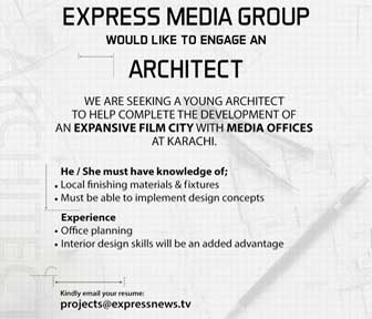 Express Media Group Architect