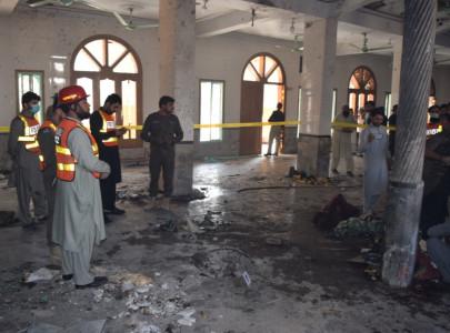 peshawar in the grip of terror yet again