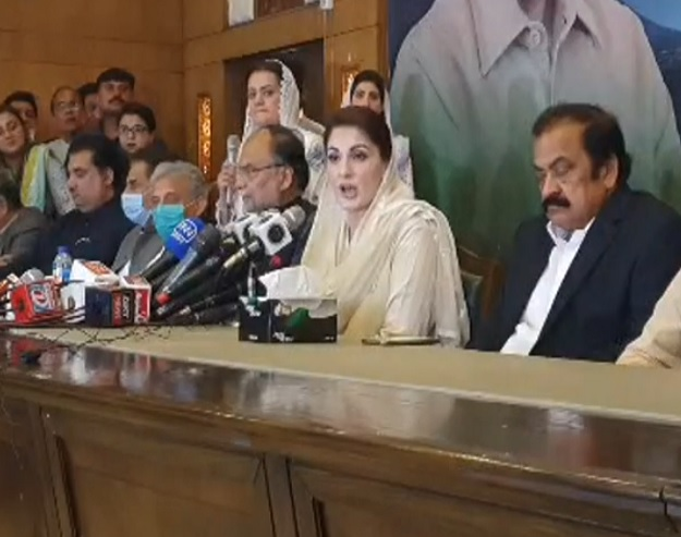 pml n can t expel lawmakers for meeting cm