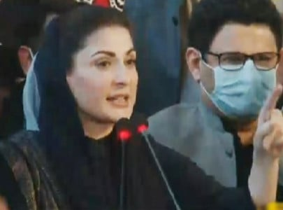 we don t need army s support to overthrow imran s govt says maryam