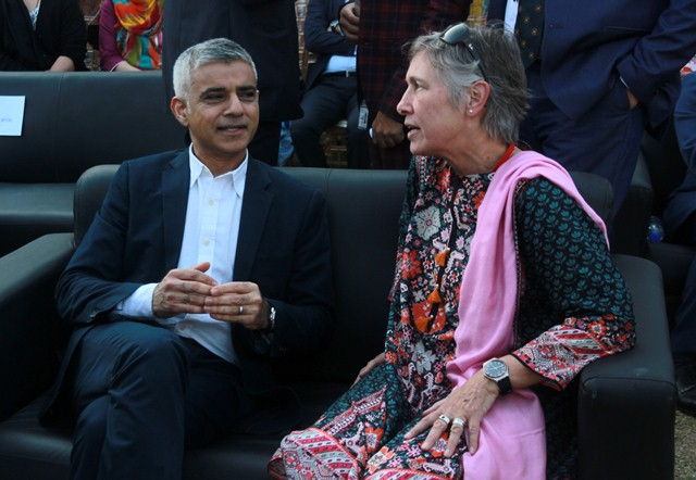 let s learn from each other urges sadiq khan
