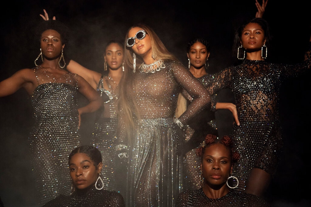 beyonce delights fans with film black is king