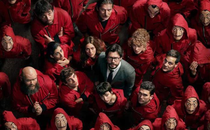 Netflix Original Money Heist season five to end saga