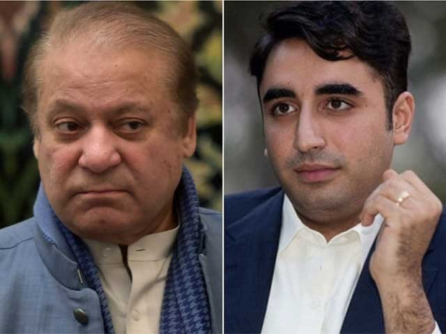 bilawal welcomes nawaz rejects military s action on karachi incident