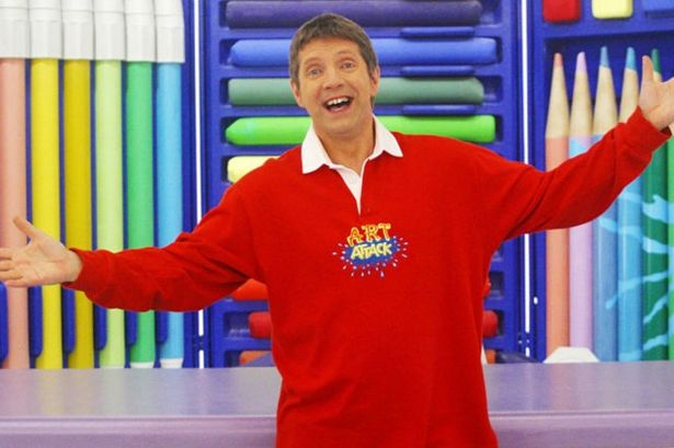 Art Attack's Neil Buchanan responds to Banksy conspiracy theory