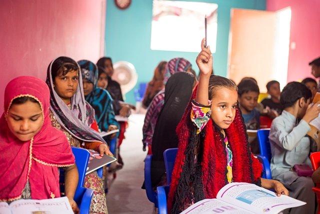 lyari girls caf an educational refuge