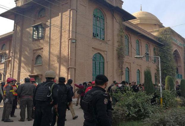 peshawar attack terror rampage live streamed