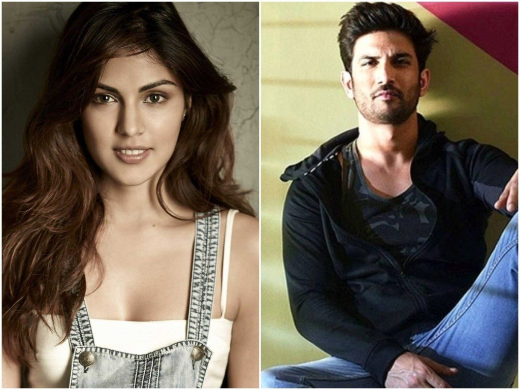 bihar govt accuses rhea chakraborty of theft blackmail