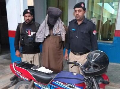 man arrested for murder of ahmaddiya community professor