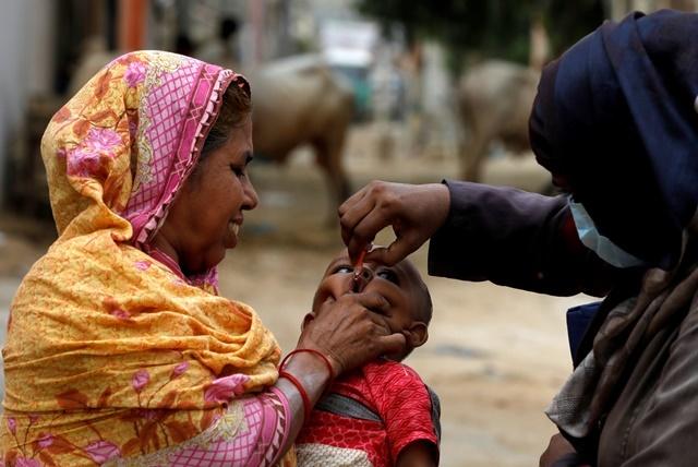 tribal elders clerics help sought to fight polio
