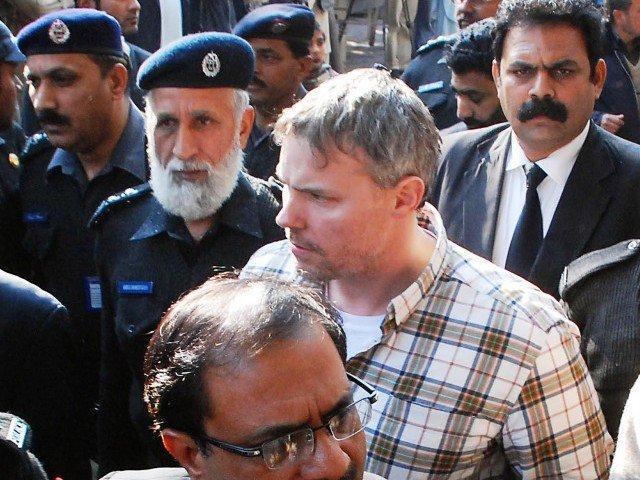 bootlegging drunk driving shootings diplomatic incidents in pakistan