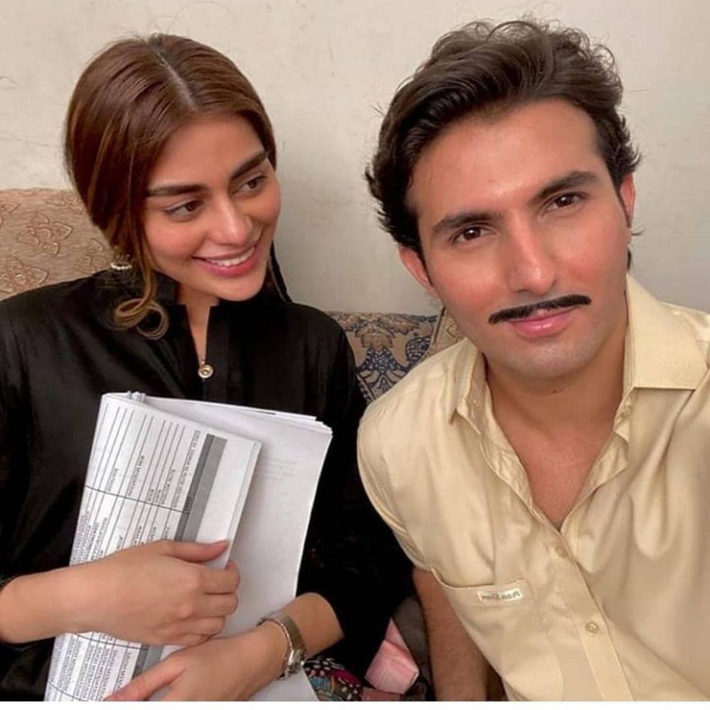 shahroz sadaf sabzwari to star in upcoming project together
