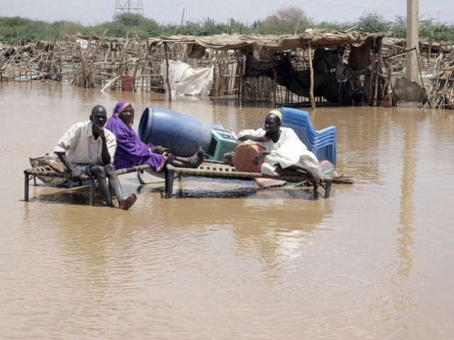 sudan declares three month state of emergency over floods suna