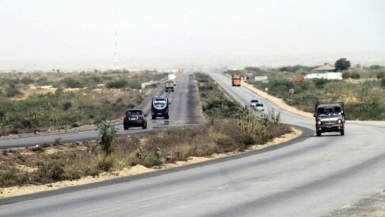 7-km of travel nightmare yet to be fixed