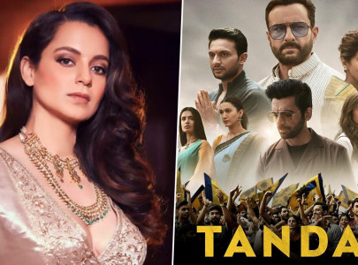 take their heads off kangana defends violent tweet as tandav creators issue apology