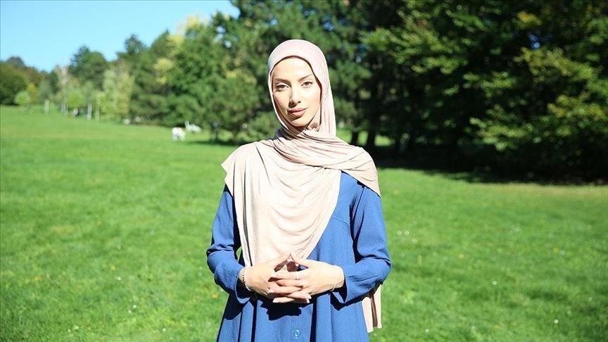 حجاب پہننے پر مسلمان خاتون پر حملہ