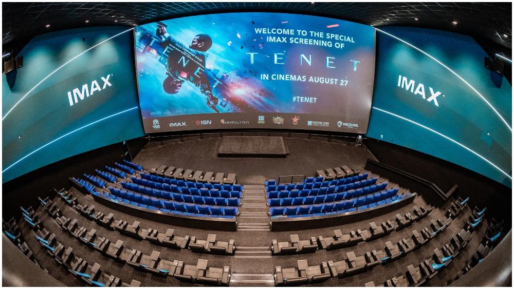 tenet crosses 280 mn worldwide dominating a mild us box office