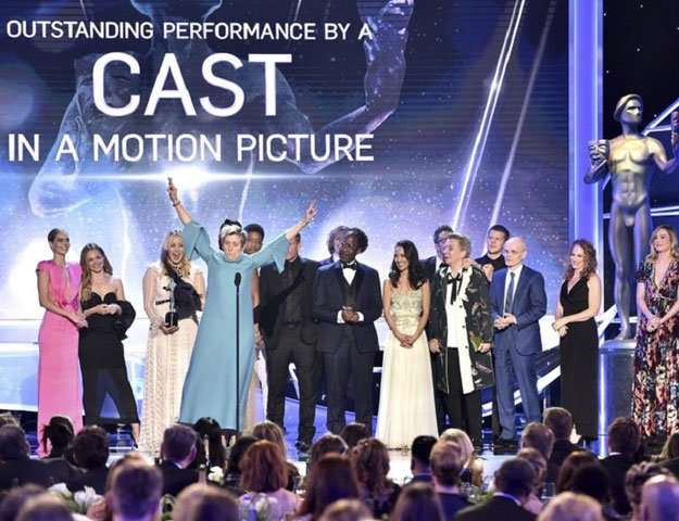 6 most talked about moments from the screen actors guild awards 2018