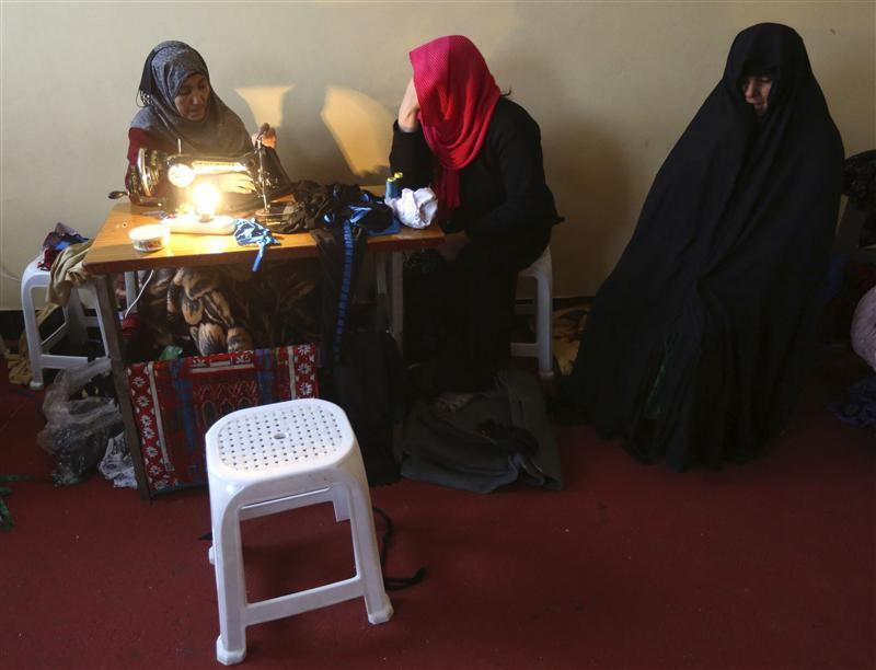 afghan refugees pakistani women to be empowered