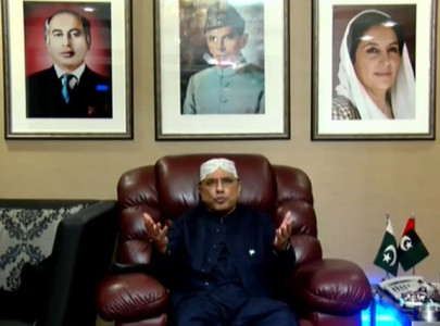 zardari steps up to smooth pdm rift