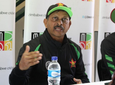 zimbabwe head coach lalchand rajput withdraws from pakistan tour